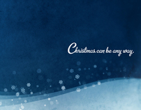 Have a nice and simple Christmas!
