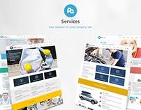 PE Services WordPress Theme