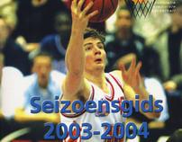 FEB Eredivisie Seizoengids 2003-2004