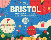 Bristol Balloon Fiesta Print