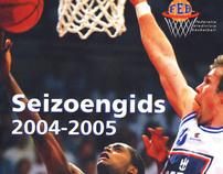 FEB Eredivisie Seizoengids 2004-2005