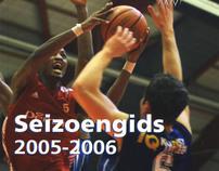FEB Eredivisie Seizoengids 2005-2006