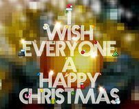 ~ I WISH EVERYONE A HAPPY CHRISTMAS ~