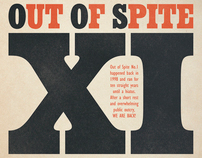 Out Of Spite XI Poster