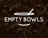 Empty Bowls Ad Campaign