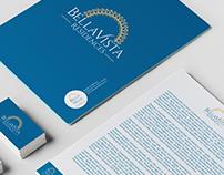 Bella Vista Residences brand identity