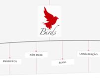 site Loja Birds