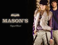 Mason's 2009 - Magazine page