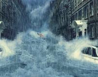 Mock Storm/Flood