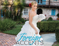 Foreign Accents | Orlando Wedding