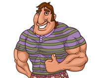 Muscle Nerdz Gilbert
