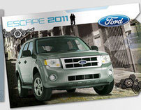 Catalogos SUVs, Ford 2011