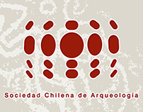 Website Sociedad Chilena de Arqueología
