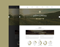 JJ - One Page Multi Purpose Portfolio Theme