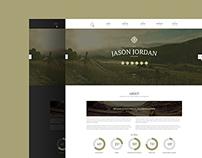 JJ - One Page Multi Purpose Portfolio Theme