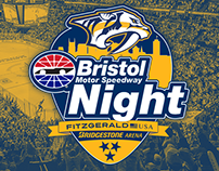 Nashville Predators | Bristol Motor Speedway Night
