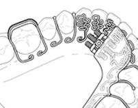 Dental Patent Illustration