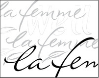 logotypes: feminin, elegant