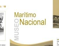 Cuadríptico Museo Naval