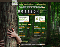 Million Tree Challenge