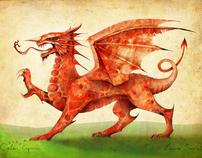 Calon Cymru - Heart of Wales
