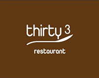thirty3 restaurent