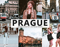 Free Prague Mobile & Desktop Lightroom Preset