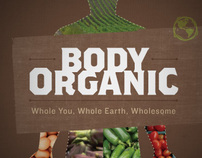 Organic Valley: Body Organic Brochure
