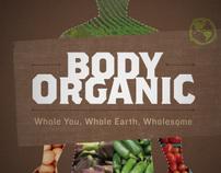Organic Valley: Body Organic Brochure