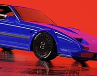 CGI - Nissan Fairlady Z