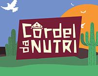 Cordel da Nutri // Identidade Visual - Visual Identity