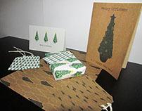 Christmas Card and Wrap