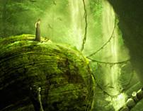 Snail - Desktopography 2009