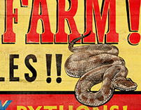 Snake Farm Billboards