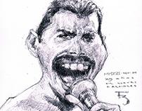 Freddie Mercury - 25 años sin rey