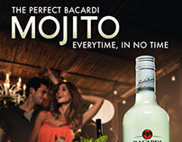 Bacardi · Ready to Serve