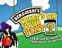 Ben & Jerry's · What's On Your Pint?
