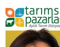 Türkiye'nin ilk tarımsal e-dergisi