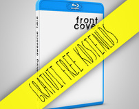Goodie #1 - Free 3D Bluray case
