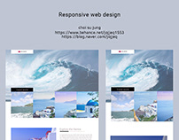 Responaive web design