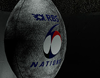 6 NATIONS RUGBY 2015 - DMAX Bumper