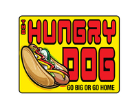 The Hungry Dog - Go Big or Go Home!