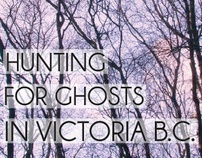 Ghosts In Victoria, B.C. Book