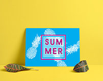 "POP ""SUMMER COLLECTION """
