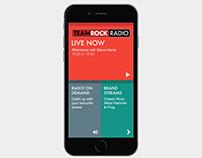 TeamRock - TeamRock Radio App