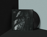 Hypnotic Techno Vinyl Cover Artwork