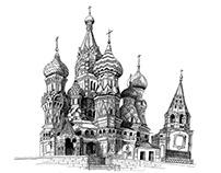 City Illustrations - 城市插画