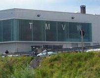kantoren, labo, magazijnen voor TMVW te Gent