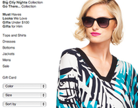 Three Dots Resort Collection - New Arrivals Page