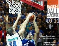 Basketball Jaarboek Seizoen 2010-2011